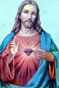 kitschy jesus