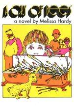 My first novel, written when I was 16.