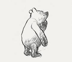 I am a bear of very little brain.