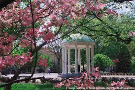 The Old Well at the University of North Carolina in Chapel Hill, my alma mater