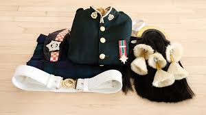 The dress uniform of the Argyll Sutherland Highlanders