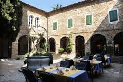 Contessa Da Schio's villa on the Adriatic