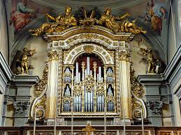 The organ at San Marco