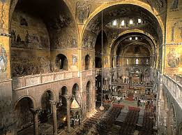 Interior, San Marco