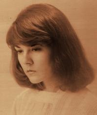 At University -- a brunette