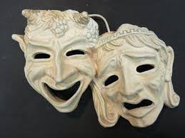 Masks of Comedy and Tragedy