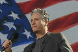 Jon Stewart. My idea of a true American.