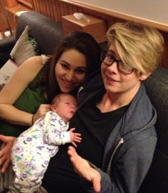 Lauren, Brina, Vicky